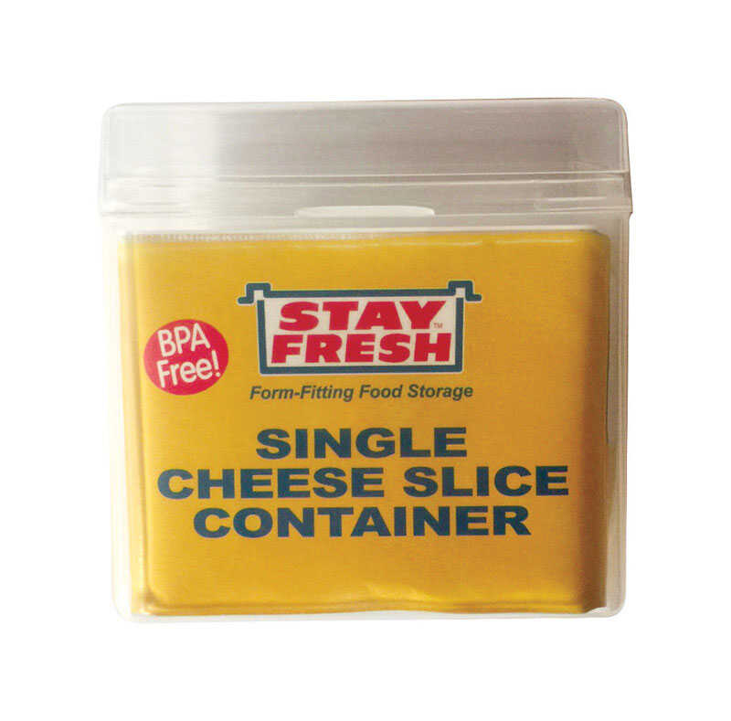 Stay Fresh  Cheese Container  1 pk