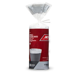 Ace 4 gal. Trash Bags Twist Tie 36 pk