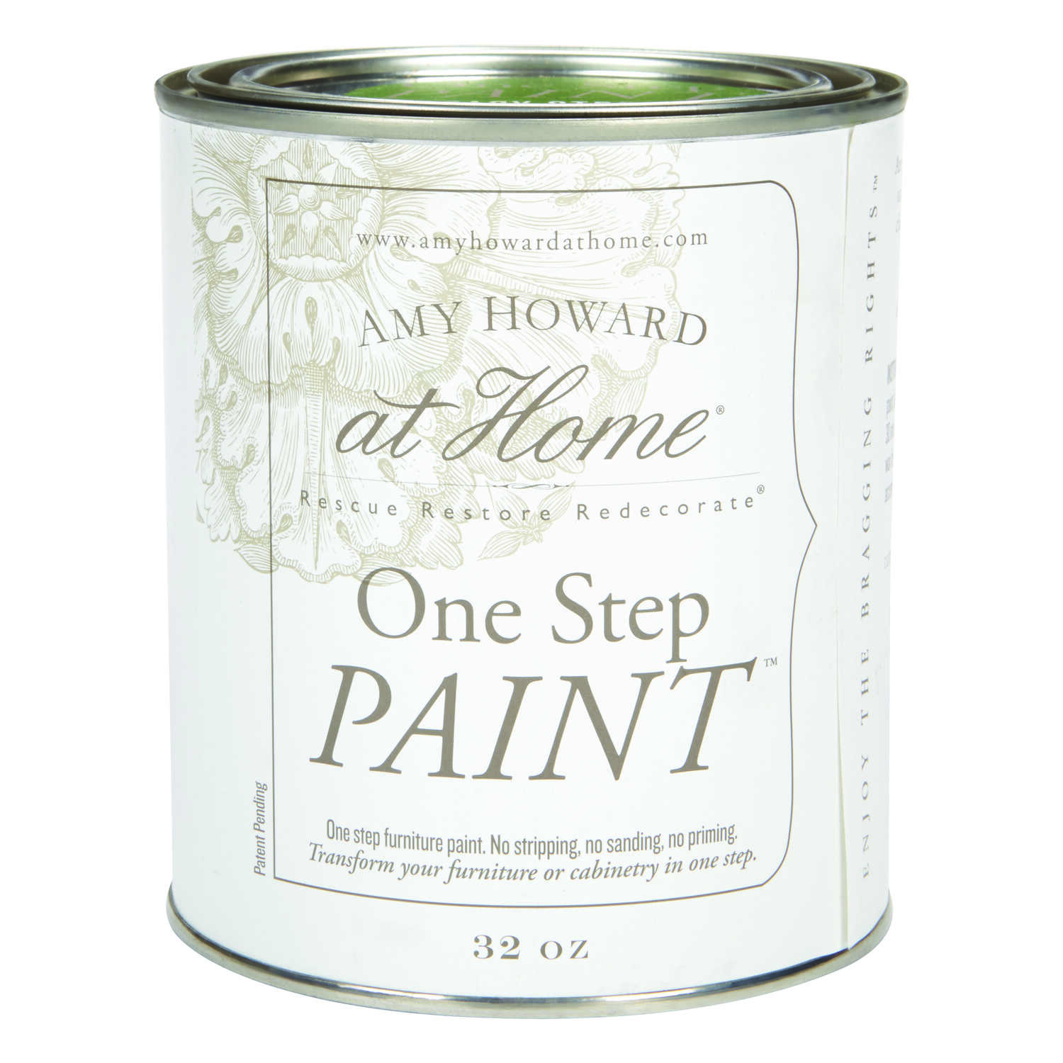 Amy Howard at Home  Easy Street  Latex  One Step Furniture Paint  32 oz.