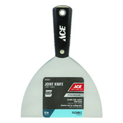 Ace  6 in. W High-Carbon Steel  Flexible  Joint Knife