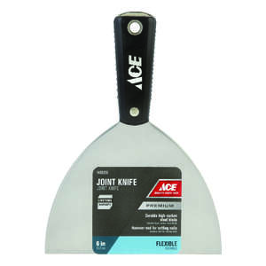 Ace  6 in. W High Carbon Steel  Flexible  Joint Knife
