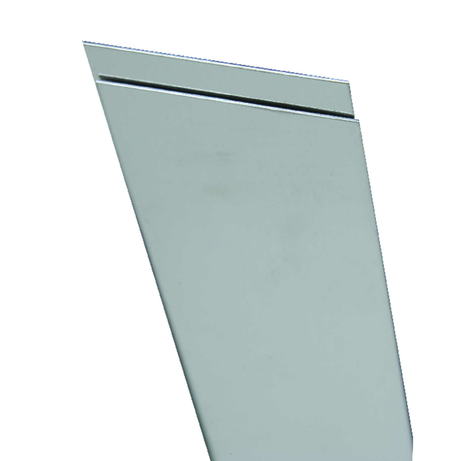 K&S  0.016 in.  x 4 in. W x 10 in. L Aluminum  Sheet Metal
