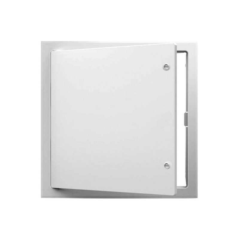 Acudor  Access Panel  Steel  24 in. W x 24 in. H White