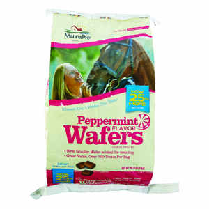 Manna Pro  Horse  Peppermint  Wafers
