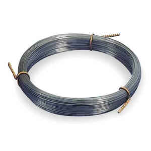 K&S  0.032 in. Dia. x 36 in. L Steel  20 Ga. Music Wire