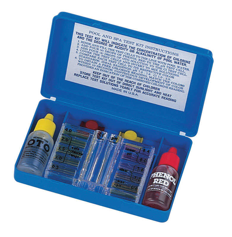Ace  Pool Maintenance Kits  1/2 oz.