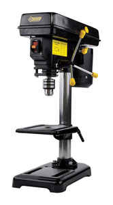 Steel Grip  Drill Press  120 volt NA in. W x 22-27/32 in. H 1 pc.