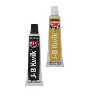 J-B Weld  Kwik Weld  High Strength  Solid  Automotive Adhesive  1 oz.