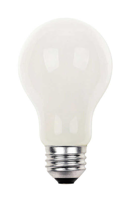 Westinghouse  72 watts A19  Incandescent Bulb  1600 lumens Soft White  A-Line  12 pk