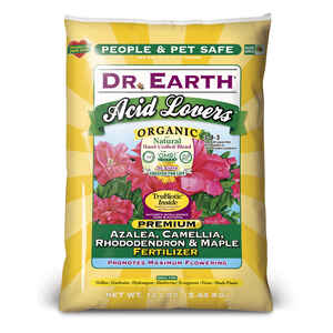 Dr. Earth  Acid Lovers  Granules  Organic Flower Care  12 lb.