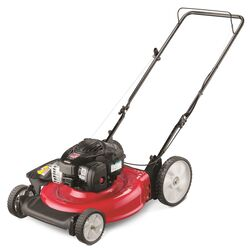 YardMachines  140 cc Manual-Push  Lawn Mower  11A-BOBL700