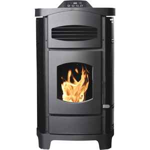 Us Stove Ashley 48000 Btu 2200 Sq Ft Pellet