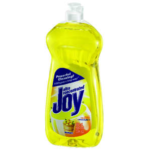 Joy  Lemon Scent Liquid  Dish Soap  30 oz.