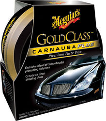 Meguiar's  Gold Class  Paste  Automobile Wax  11 oz. For Clear Gloss Finish