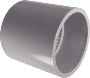 Cantex  2-1/2 in. Dia. PVC  Electrical Conduit Coupling