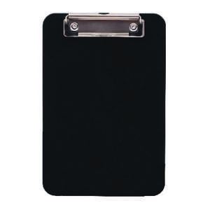 Office Depot  6 in. W x 9 in. L Tempered Hardboard  Clipboard