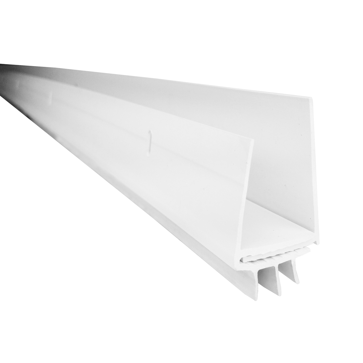 Incroyable M D Building Products White Vinyl 3 Ft. L X 3/4 In. Door