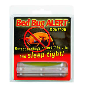 Bird-X  Alert Monitor  Bed Bug Trap  Torpedo  For Bed Bugs 1