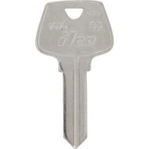 Hillman  House/Office  Universal Key Blank  Single sided