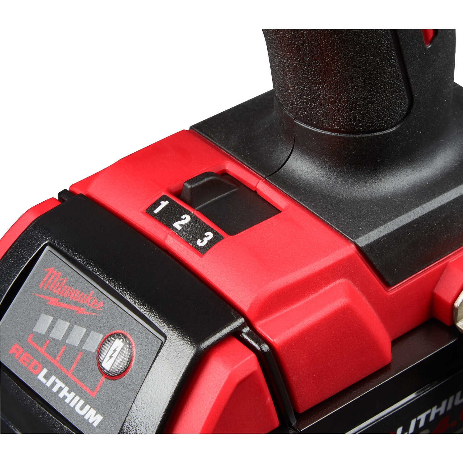 Milwaukee  M18  18 volt 1/4 in. Hex  Cordless  Brushless Compact Impact Driver  1600 in-lb