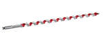 Milwaukee  3/4 in. Dia. x 18 in. L Ship Auger Bit  Hardened Steel  1 pc.