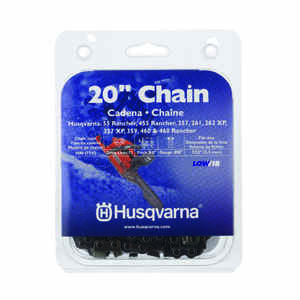 Husqvarna  20 in. 72 links Replacement Chainsaw Chain