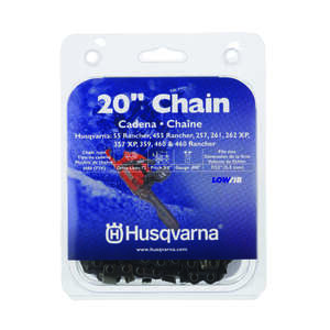 Husqvarna  20 in. L 72  Replacement Chainsaw Chain