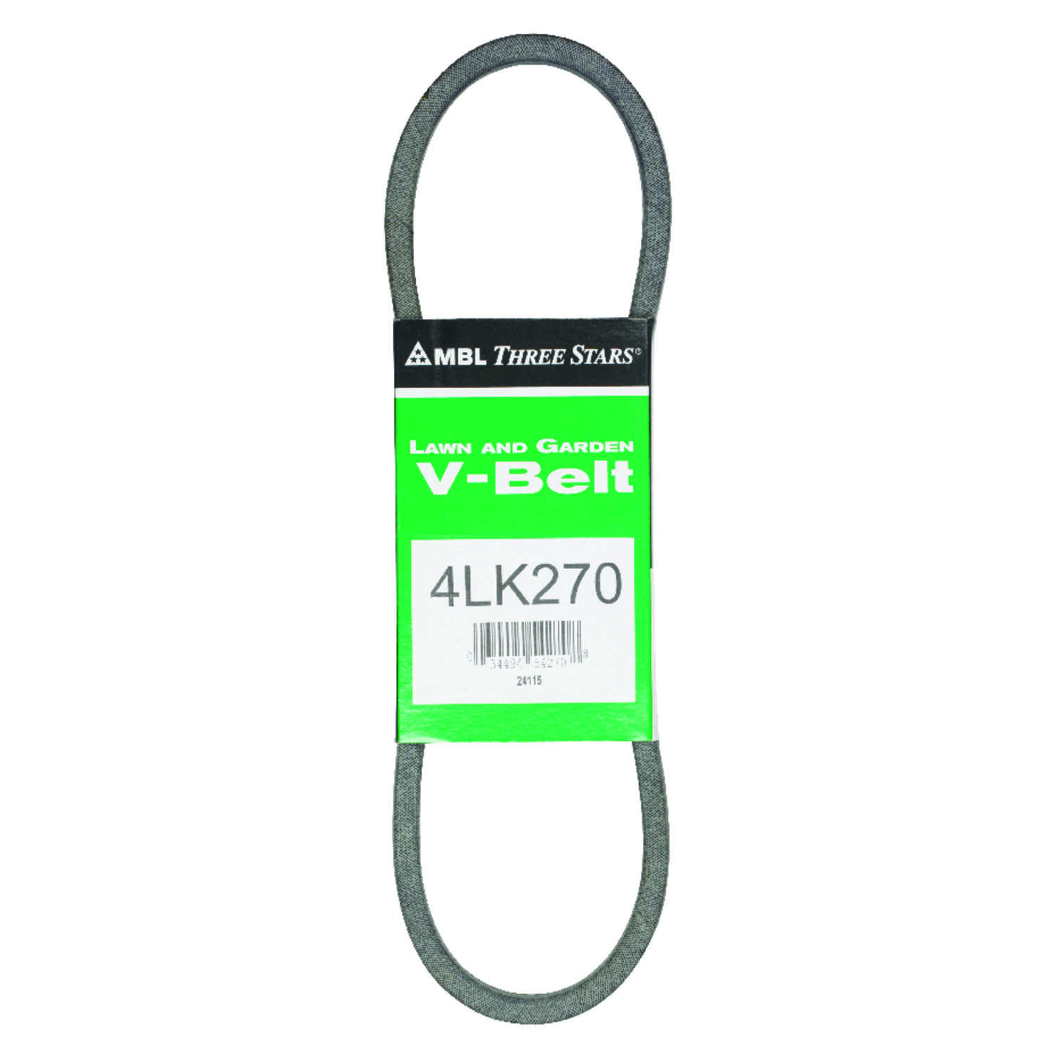 Mitsuboshi  Deck Drive Belt  27 in. L