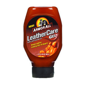 Armor All  Leather  Protectant  18 oz. Bottle