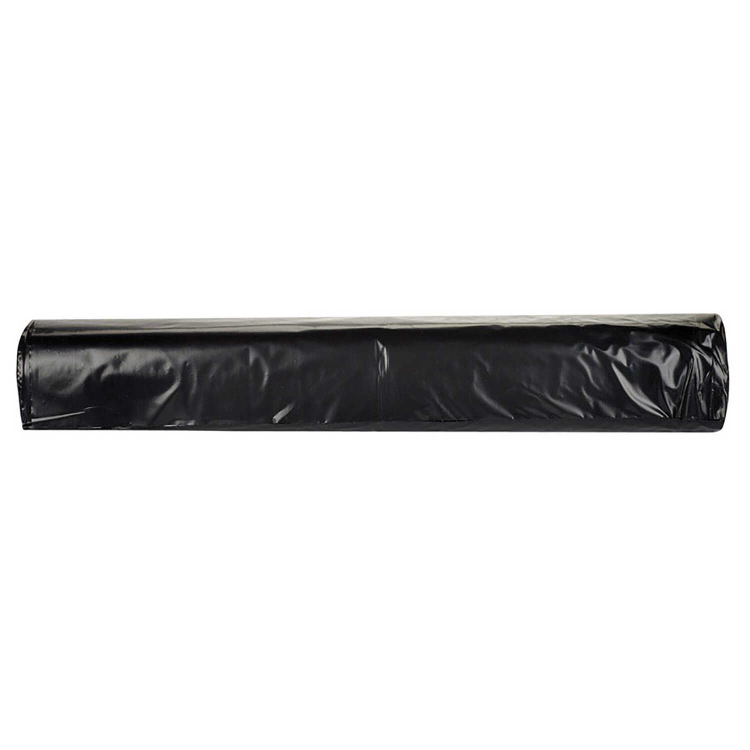 Berry Plastics  Film-Gard  Plastic Sheeting  4 mil  x 10 ft. W x 100 ft. L Polyethylene  Black