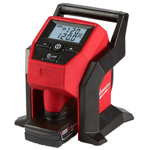 Milwaukee  M12  12 volt 120 psi Tire Inflator
