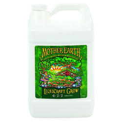 Mother Earth  Liquicraft Grow  Hydroponic Plant Nutrients  1 gal.