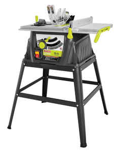 Craftsman  evolv  10 in. Corded  Table Saw  15 amps 1/4 hp 5000 rpm