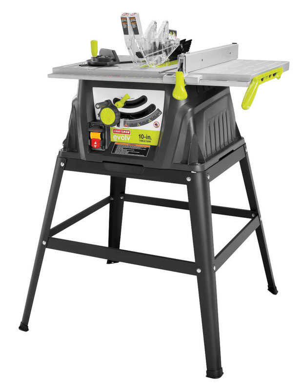 Bench and Stationary Saws