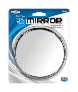 Custom Accessories  White  Blind Spot Mirror  1 pk