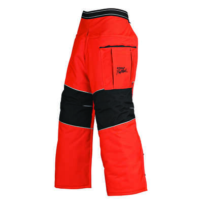 STIHL  Pro Mark  Nylon  Protective Apron Chaps  Orange  L  1 pk