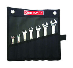 Craftsman  12 Point Metric  Wrench Set  7 pc.