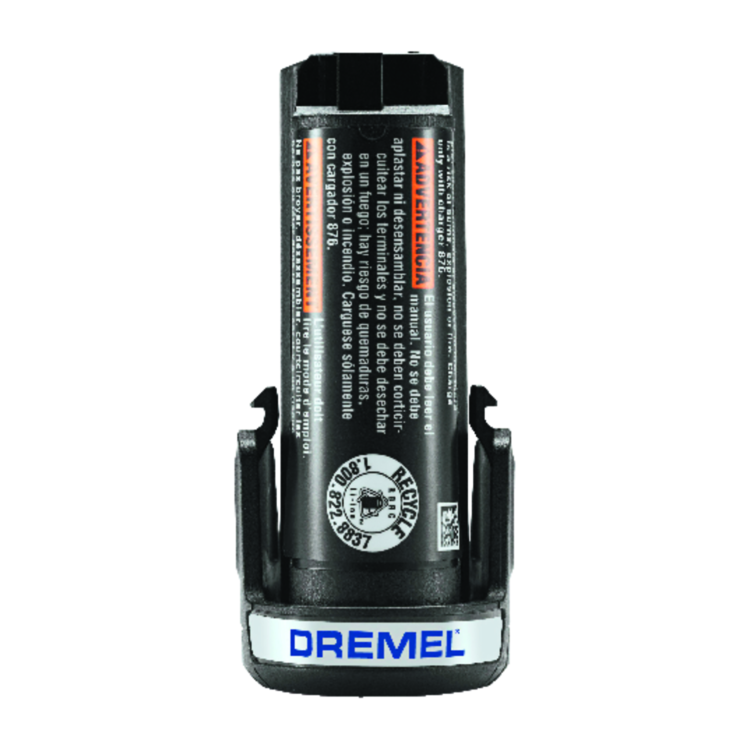 Dremel  8 volts Battery Pack  1 pc. Lithium-Ion