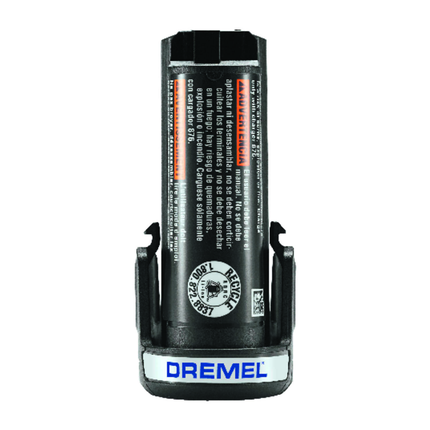 Dremel  8 volt Lithium-Ion  Battery Pack  1 pc.