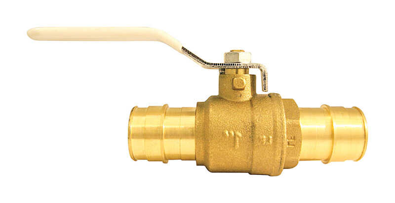 Apollo  PEX A  Bronze  Compression  Ball Valve