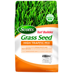 Scotts Turf Builder High Traffic Mix Sun/Shade Grass Seed 3 lb.