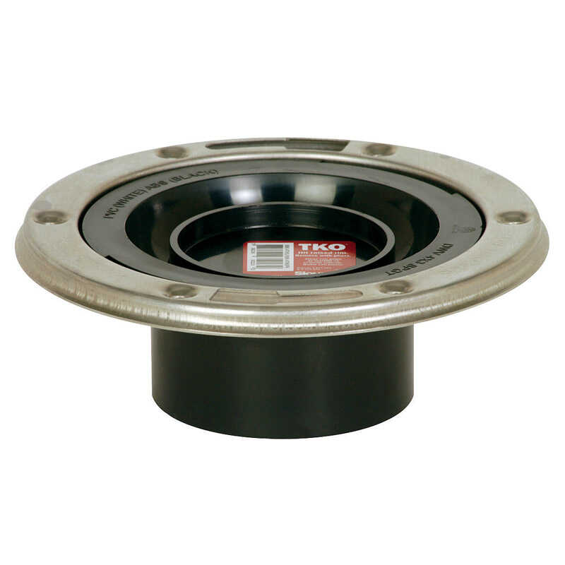 Sioux Chief  TKO  ABS  Closet Flange