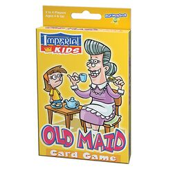 Playmonster  Imperial  Old Maid Card Game  Multicolored