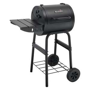 Char-Broil  32.28 in. W Black  Grill  Charcoal