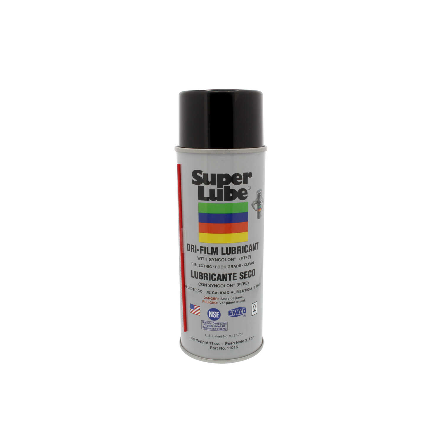Super Lube  Lubricant  Can  11 oz.