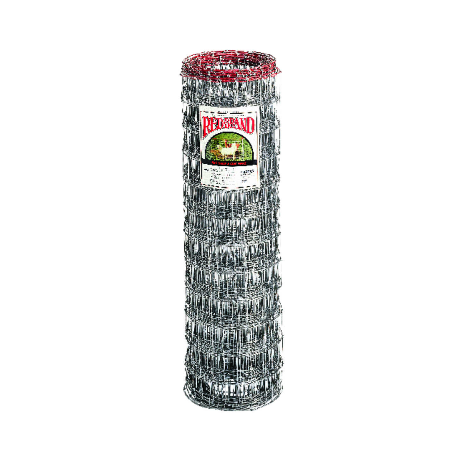 Red Brand  Fence Wire  Silver/gray