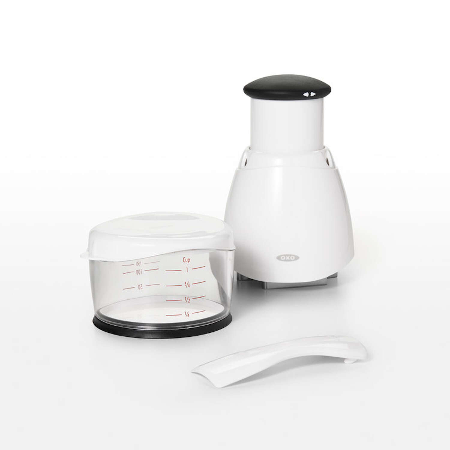 OXO  Good Grips  16 oz. White  Plastic  Food Chopper