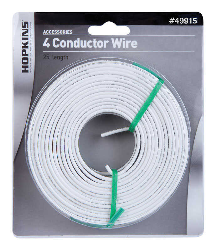 Hopkins  25 ft. Gauge Conductor Wire