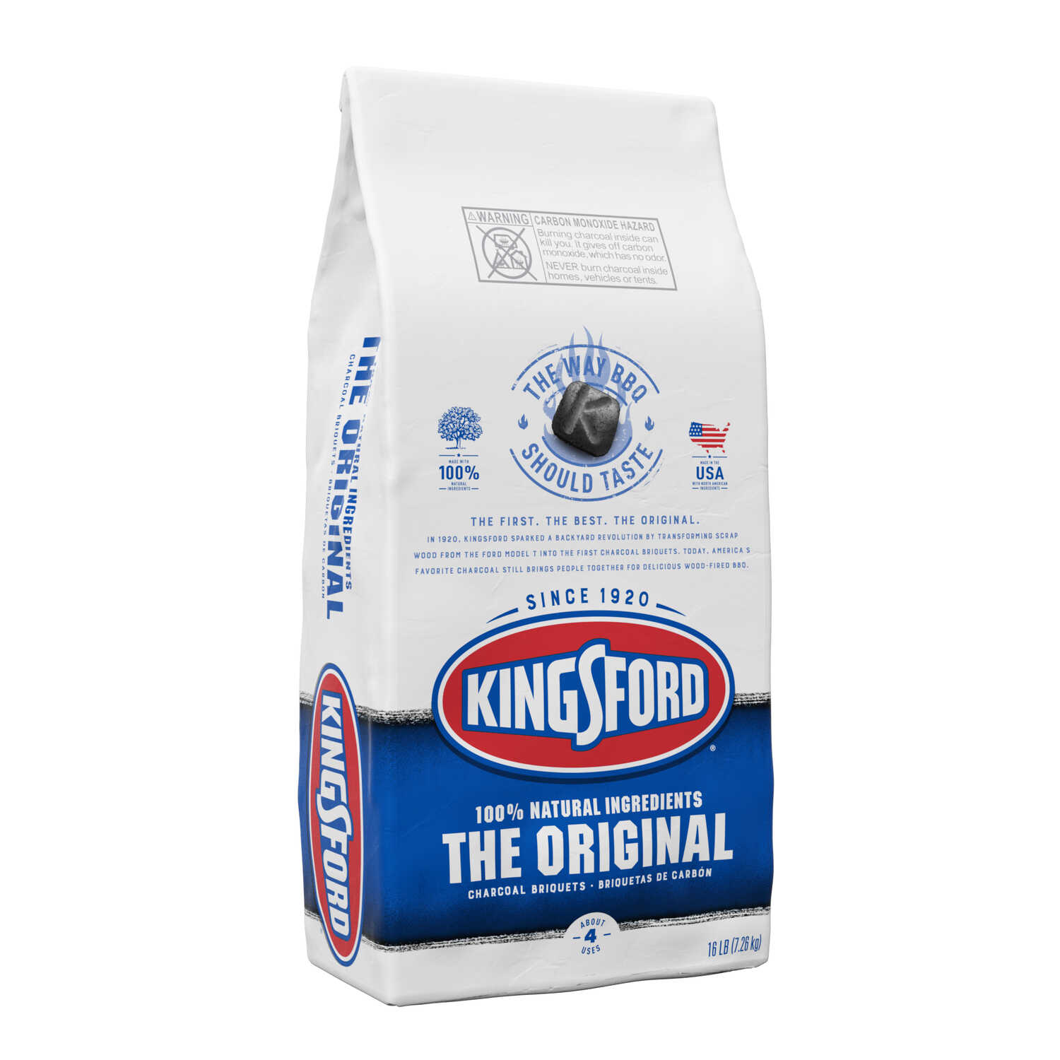 Kingsford Original Charcoal Briquettes 16 Lb Ace Hardware
