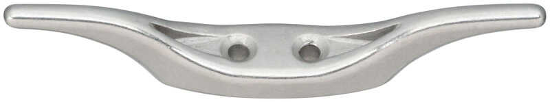 National Hardware  Stainless Steel  Rope Cleat  30 lb. capacity 4-1/2 in. L